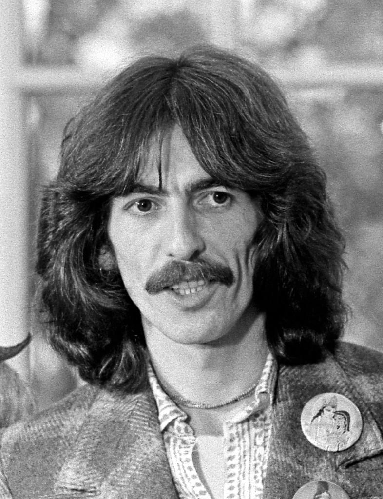 George Harrison, 1974